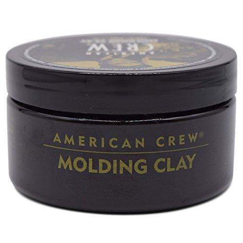 American Crew Molding Clay, 3 oz, 2 pk
