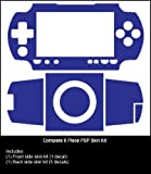 Sony PlayStation Portable 1000 (PSP) Skin - NEW - CITRUS ORANGE system skins faceplate decal mod