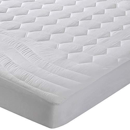 Bedsure Mattress Pad Queen Size Hypoallergenic - Antibacteri