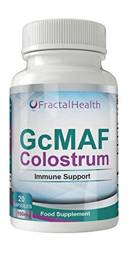 GcMAF Colostrum by Fractal Health