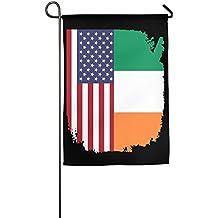 American Irish Flag Fashion Outdoor/Home Decorative Flag For Festival