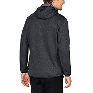 Jack Wolfskin Men's Skyland Hooded Jacket, Phantom, X-Large