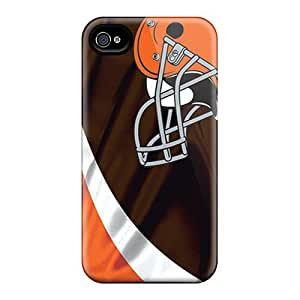 High Quality Hard Phone Covers For Iphone 6 (fXP13390qJQv) Custom Nice Cleveland Browns Series