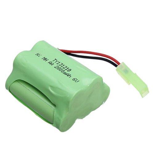 4.8V/6V/7.2V/9.6V 2800mah Ni-MH Rechargeable Battery Pack