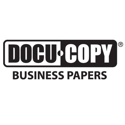 DocuCopy 24lb 11'' x 17'' Reinforced Business Paper 3-Hole - 2000 Sheets by Holmberg