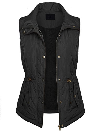 Jual BOHENY Womens Quilted Lightweight Vest with Removable Hoodie ... 3db43f6f7