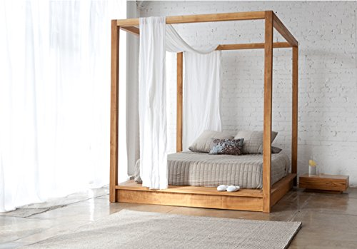 PCHseries Queen Canopy Bed (Pch Canopy Bed)