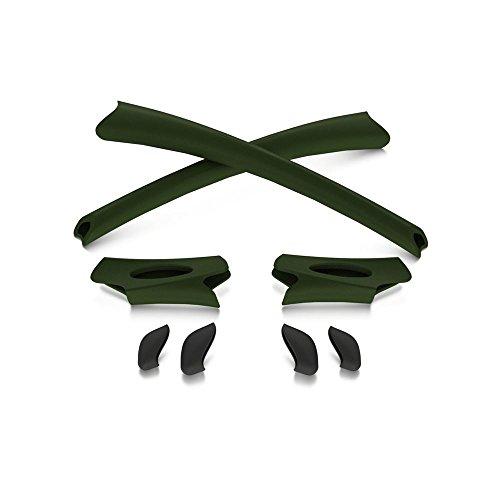 Oakley Flak Jacket Earsocks / Nosepads Kit Dark - Earsocks Oakley