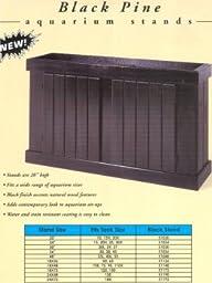 All Glass Aquarium AAG51024 Pine Cabinet, 24-Inch