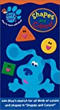 Blue's Clues - Shapes And Colors [VHS]