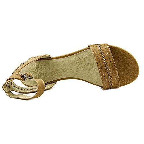 Ankle Open Casual Toe Natural Teagan Rag Womens Sandals American Strap 7BtwqYZnx