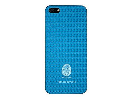 Tactus Smootch avec technologie de Micro-ventouses pour iPhone 5/5S Bleu