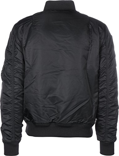 Industries 1 Alpha Uomo Black Pilot Verde Jacket Ma All Zpxg7n