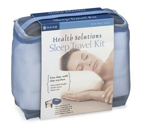 Price comparison product image Health Solutions For Sleep Travel Kit