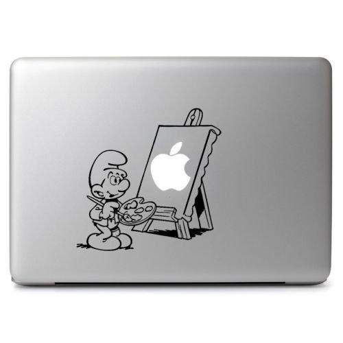 Buy smurf stickers decals laptop