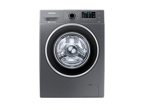 Samsung WW80J5410GX Fully-automatic Front-loading Washing Machine (8 Kg, Inox Grey)