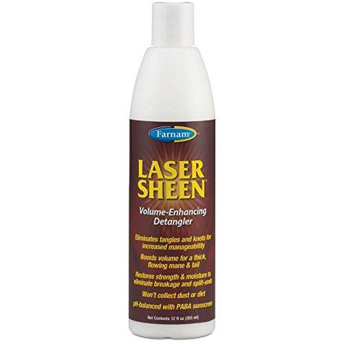 Farnam Laser Sheen Volume-Enhancing Detangler, 12 fl. oz.