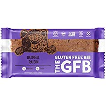 The GFB Gluten Free, Non-GMO High Protein Bars, Oatmeal Raisin, 2.05 Ounce (Pack of 12) Packaging May Vary