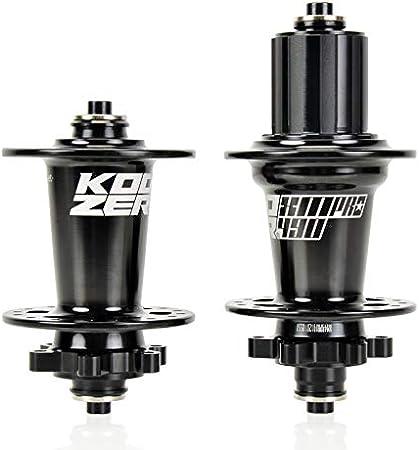 KOOZER 2020 XM490 Pro HA02N//HA04N Bicycle Hub Disc 32H Front/&Rear MTB 5x100MM 5x135MM