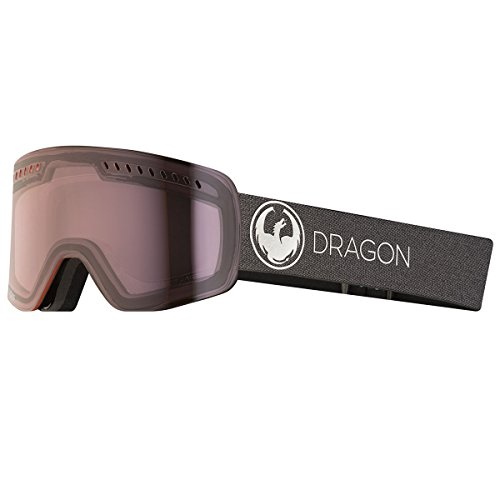 Dragon NFXs Goggle - Photochromic Echo/Transitions Light Rose, One - Dragon Nfx Goggles