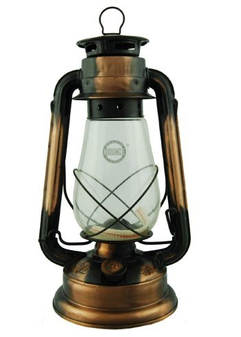 Hurricane Lantern 12-inch (Uses Lamp Oil or Kerosene) by Kerosene Lantern