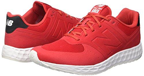 Chaussures Pour Balance Hommes Mfl574 Rouges New qtPZES700