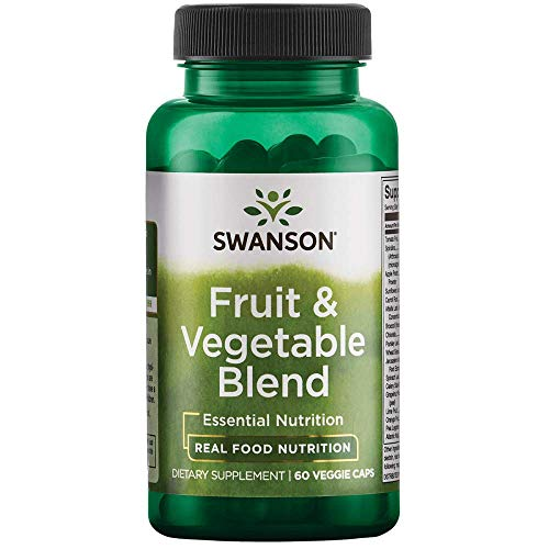 fruit and vegetable blend - 2