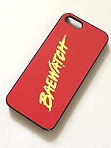 Diycase BLACK cell phone case cover for oaJv14DfvhS iPhone 4s BAEWATCH