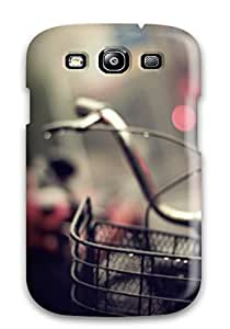 Hot Style Protective Case Cover For Galaxys3(bicycle) 3995086K95395509