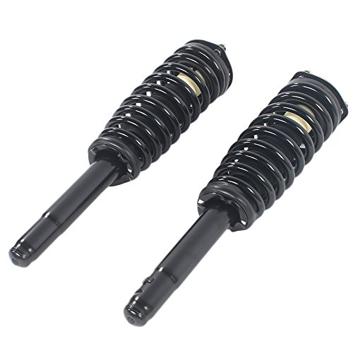 MILLION PARTS 2 Pcs Front Complete Strut Shock Absorber Assembly 172596 for Ford 2006 2007 2008 2009 2010 2011 2012 -