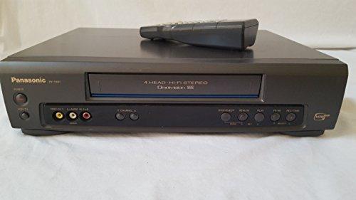 Panasonic 4-Head Video Cassette Recorder  #PV-7451