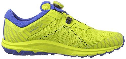 Viking Apex Ii Gtx - Zapatillas de running Hombre Amarillo - Gelb (Lime/Cobolt 8823)