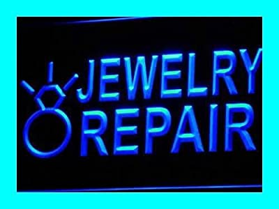 Jewelry Repair Shop Lure LED Sign Neon Light Sign Display i473-b(c)