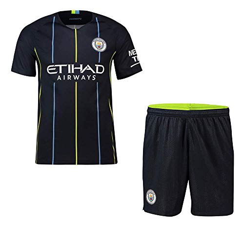 (B-zhenyo Football Finals Jersey Kits for Kids Adult Youth Boys,Customize Name and Number 2019 (Home & Away) Football Soccer Jersey,T Shirt & Shorts & Socks)