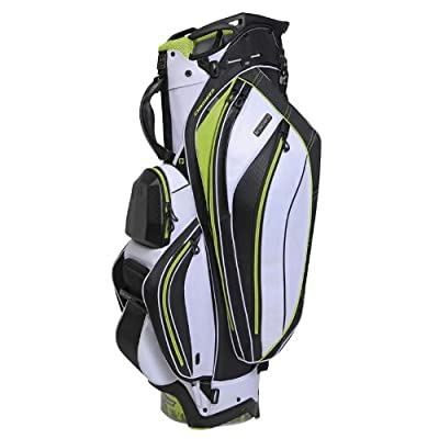 Ogio Men's Chamber Cart Bag With Silencer Technology