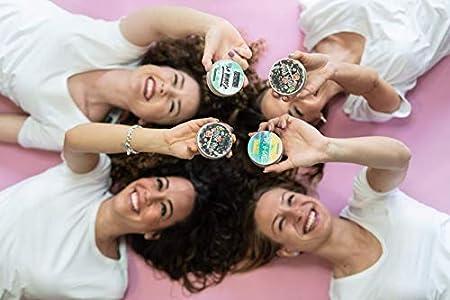 Crema antiedad Pura Vida para tu rostro. Hidratante facial, antiarrugas, antimanchas y protección reafirmante. Con extractos naturales, ecológicos y veganos. - 50 ml.