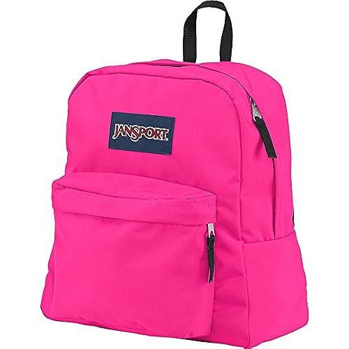 JanSport Pink Backpack: Amazon.com