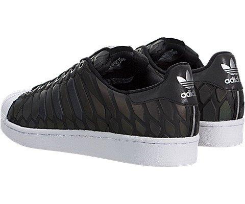 Adidas Men S Superstar Originals Cblack Supcol Ftwwht Basketball Shoe