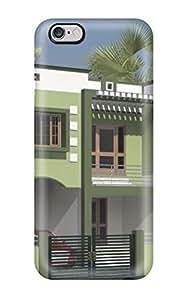 New Tpu Hard Case Premium Iphone 6 Plus Skin Case Cover(minimalist House Architecture Designs )Kimberly Kurzendoerfer