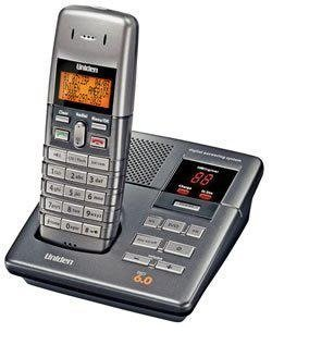 Uniden DECT 1080-2 DECT6.0 Expandable Cordless Phone with Digital Answering System, Call Waiting/Caller Id, and Extra Handset and Charger
