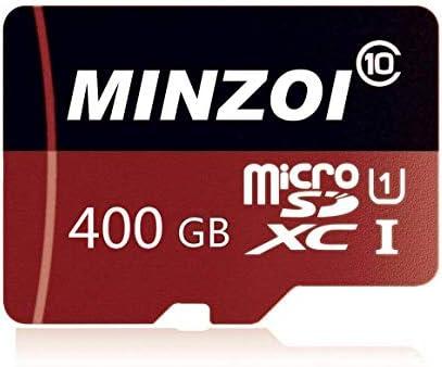 minzoier Tarjeta de Memoria Flash SDXC Micro SD de 128GB / 256GB ...