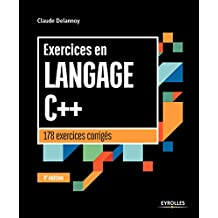 EXERCICES EN LANGAGE C++ 4E ÉD.