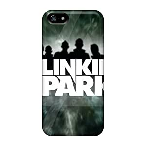 Shockproof Cell-phone Hard Cover For Iphone 5/5s (iJV19491dUON) Provide Private Custom Stylish Linkin Park Series