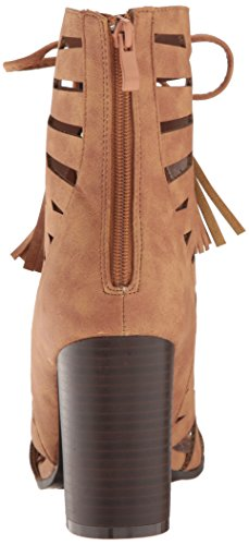 Rewind Too Lips 2 Dress Women Tan Sandal qzw5xO5d