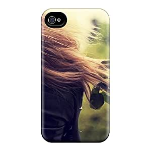 Defender Case With Nice Appearance (w8ng 4u) For Iphone 4/4s