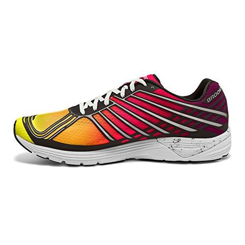 Zapatos Brooks diva para Asteria Morado orange Pink Pop para Mujer Correr Plum Caspia nTznOxf