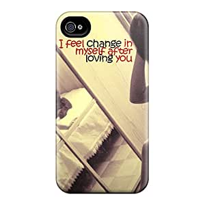 HQJLyNt3964hkQos Williamwtow Change In Love Feeling Iphone 4/4s On Your Style Birthday Gift Cover Case