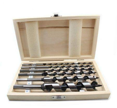 Dopow - Hex Shank Wood Auger Drill Bits 6 Pieces/Box (3 Boxes) by Dopow