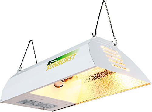 - Mini Sunburst SBMM150S High Intensity Sodium Lighting System with 150W HPS Lamp