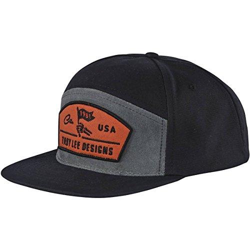 - Troy Lee Designs Finish Line Snapback Hat (ONE SIZE)